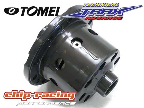 Tomei Technical Trax Advance LSD 2 Way BRZ and GT86