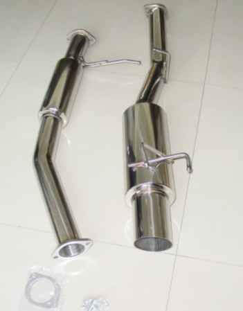 MAXSPEED Exhaust System Nissan 200SX S14