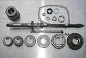 STI Syncro Gearset incl. all Synchro Rings