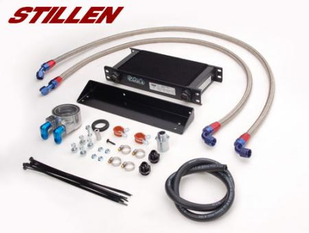 STILLEN Oil Cooler Kit Nissan 370Z