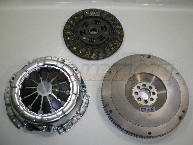TODA RACING Ultra Light Weight Chrome-molly Flywheel & Clutch