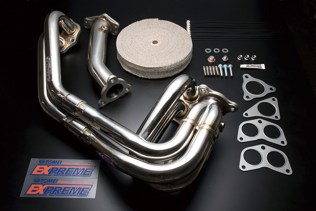 Tomei Expreme Unequal Length Exhaust Manifold Subaru WRX / STI EJ20 / EJ25