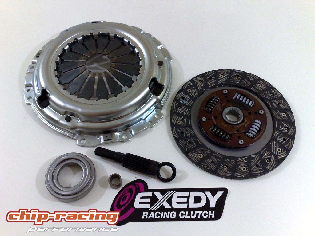 Exedy Stage 1 Heavy Duty Organic Clutch Kit Evo X