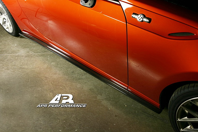 APR Carbon Side Rocker Extensions Subaru BRZ / Toyota GT86