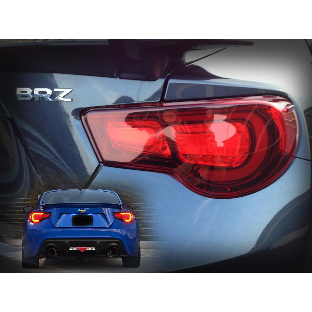 TOM'S LED Tail Light Set Subaru BRZ Toyota GT86