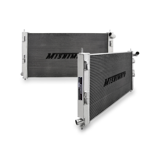 Mishimoto Mitsubishi Lancer Ralliart & Evolution X Performance Aluminum Radiator, 2008-2015