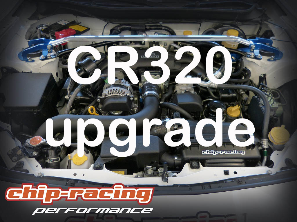 CR320 Upgrade from CR280