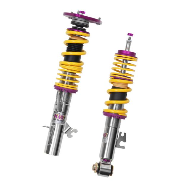 KW Coilover Clubsport 2-way Golf 6 R incl. upper Mounts