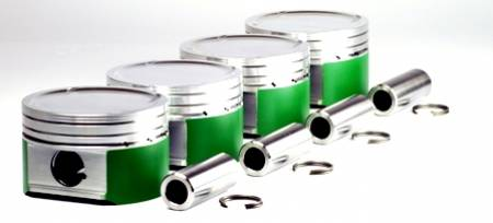 Cosworth Mitsubishi 4G63 Forged Piston Kit incl. Rings