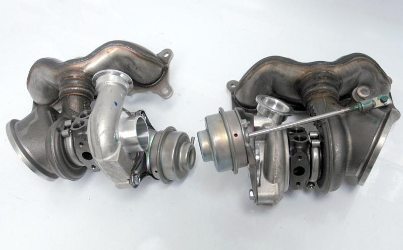 Turbodynamics Spec BMW N54 Stage 1 Turbos