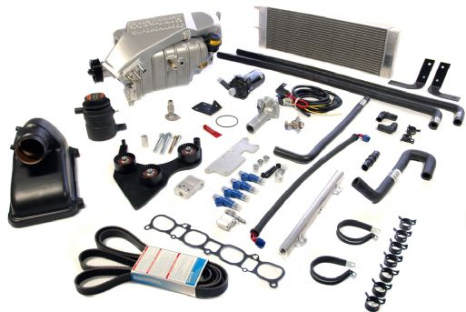 Cosworth Superchargerkit for Mazda MX5 2.0 MY06-