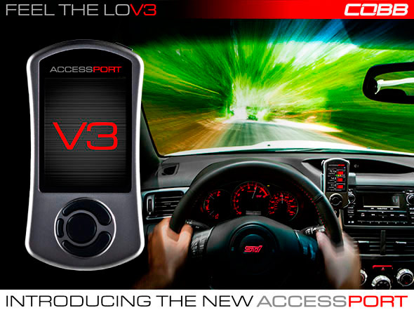 COBB Tuning Accessport V3 Ford Focus ST 2013-2015