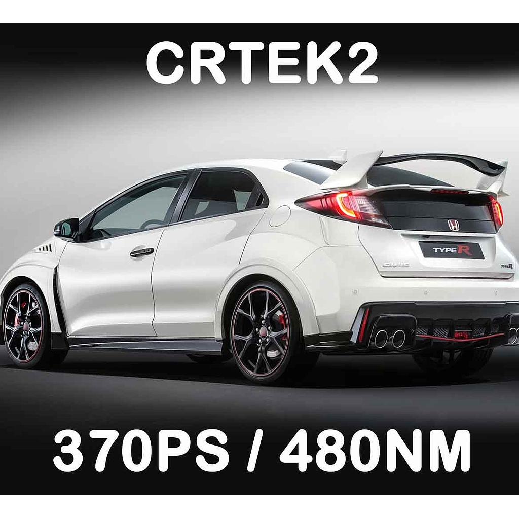 Powerstage CRTEK2 Honda Civic Type R FK2 2015-2017 with CH Homologation