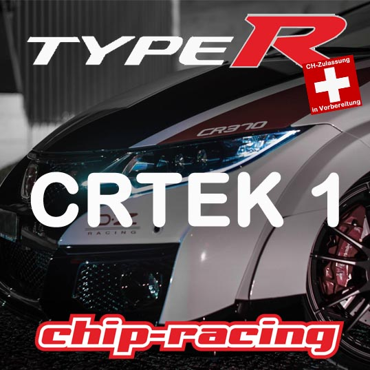 Powerstage CRTEK 1 Honda Civic Type R Turbo FK2 2015- mit CH approval