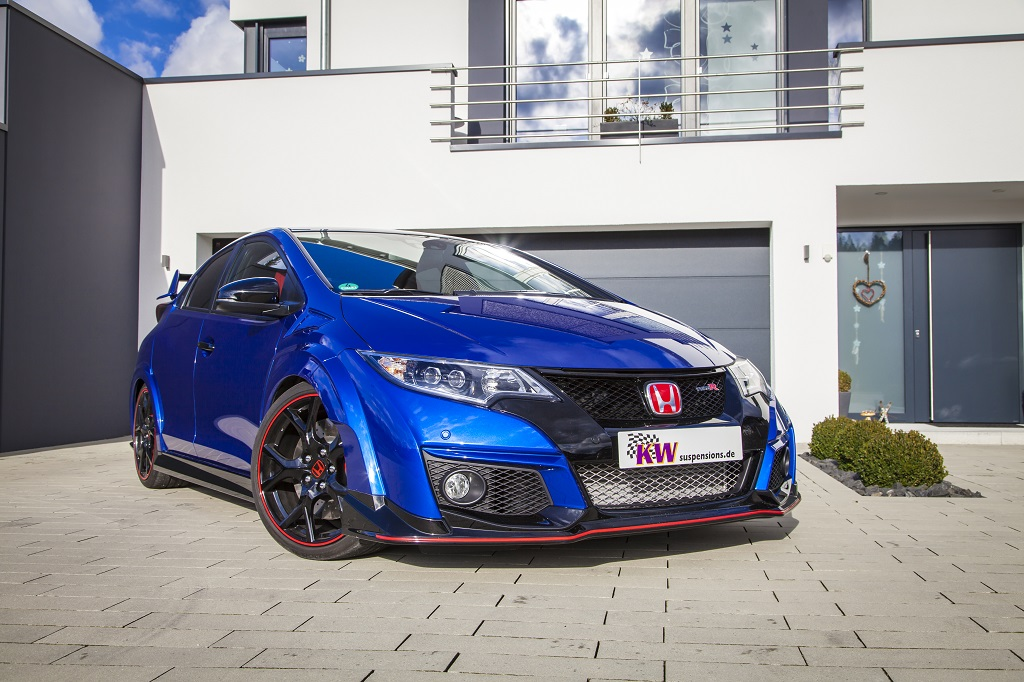 KW V3 Honda Civic Type R FK2
