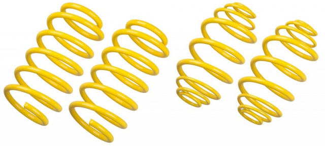 ST Lowering Springs Ford Focus RS MK3