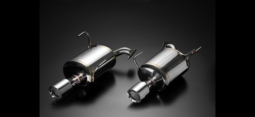 STI Performance Muffler Forester SJ