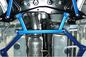 Cusco Front Floor Power Braces  Lancer EVO X