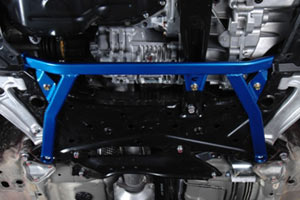 Cusco Front Lower Power Braces Lancer EVO X
