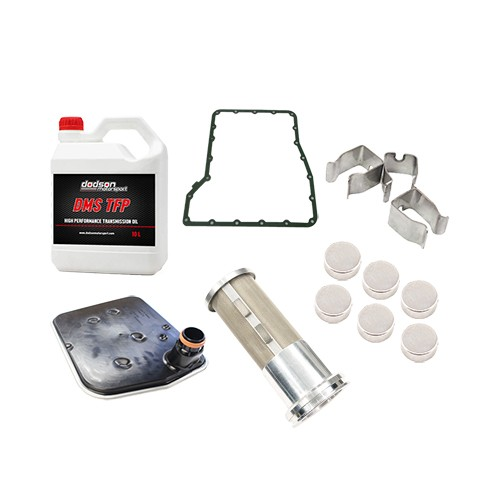 Transmission service kit for R35 GT-R 10litres of oil filter and PFK