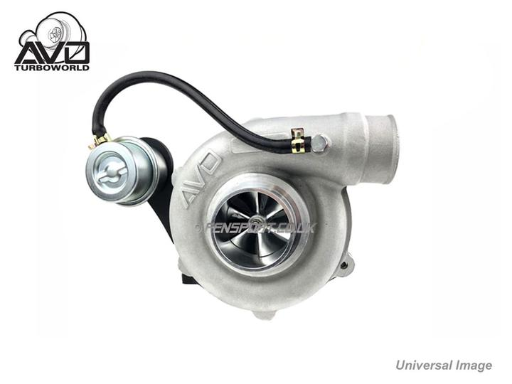 Avo Stage 3 Billet Turbocharger with Ceramic Coating (GT86/BRZ)