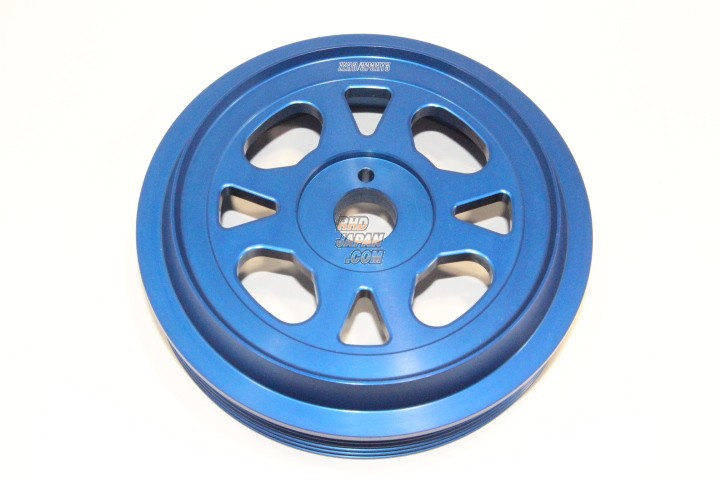Zero Sports WRC Crank Pulley Blue Model Subaru FA/FB Engine