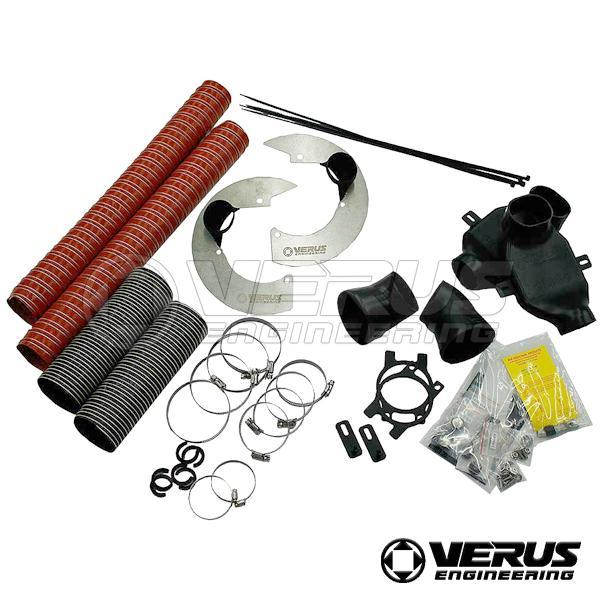 Verus Engineering Brake Cooling Kit - Subaru BRZ 2013+ / Toyota  GT86 2013+