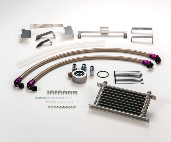 HKS Oil Cooler Kit ZC33S Suzuki Swift Sport