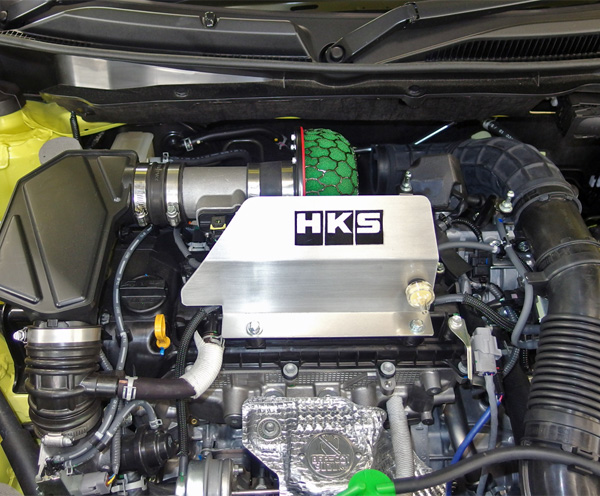 HKS Super Power Flow Suzuki Swift Sport ZC33