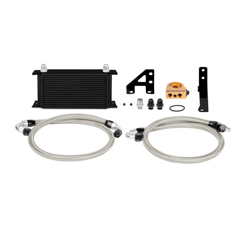 Mishimoto Subaru WRX STI Thermostatic Oil Cooler Kit, 2015+