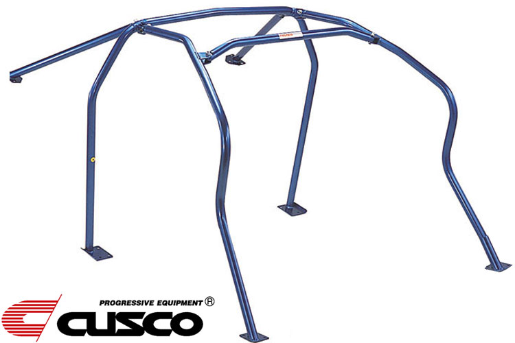 Cusco Safety 21 Roll Cage 6 point Honda Civic EE8