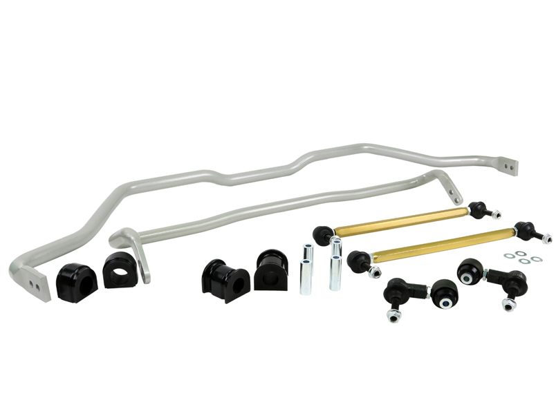 Whiteline Swaybar Kit (F and R) Honda Civic FK8 Type R (06/2017-ON)