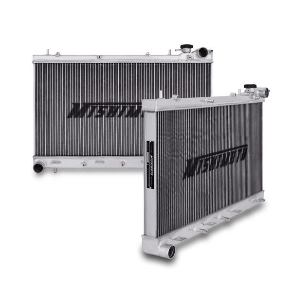 Subaru Forester XT 2.5L Turbo Aluminum Performance Radiator, 2004-2008