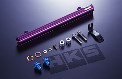 HKS Fuel Rail RB26DETT Larger injectors (11mm)