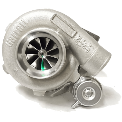Turbocharger, Gen2 GTX3071R DBB with RB25DET T3 6 bolt exit turbine hsg w/ 1 bar int wgt. actuator