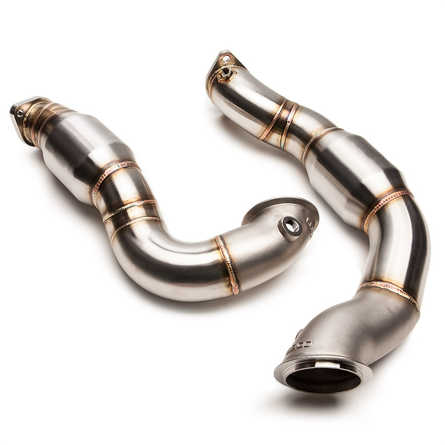 COBB Tuning Downpipes Catted 3in - BMW N54 Models