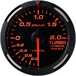 Defi Red Racer Boost Gauge Metric 52mm 2 Bar