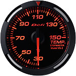 Defi Red Racer Temperature Gauge  30-150°C