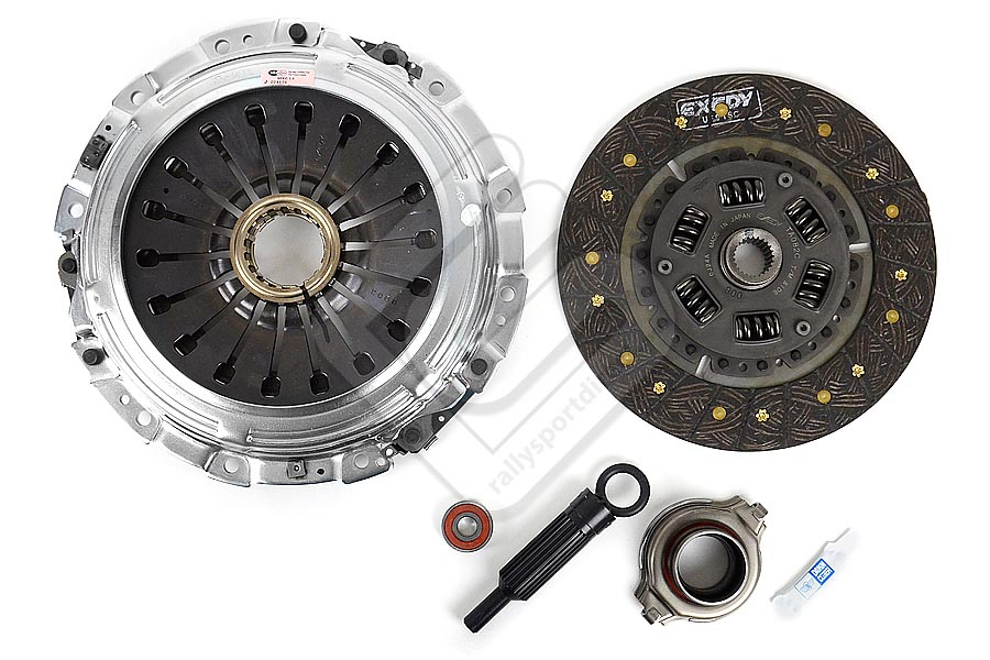 Exedy Stage 1 Heavy Duty Organic Disc Clutch Kit Subaru STI