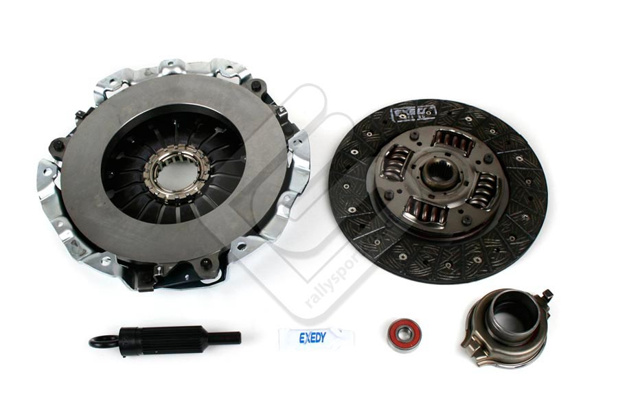Exedy Stage 1 Heavy Duty Organic Disc Clutch Kit Subaru 5MT 93-05