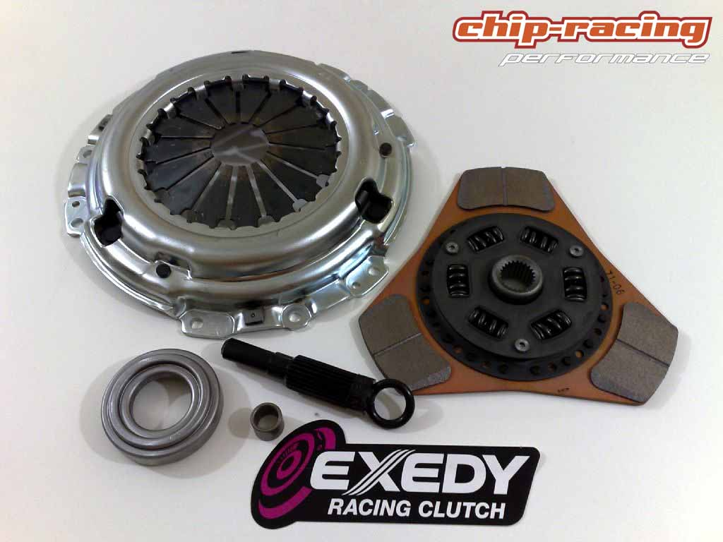Exedy Stage 2 Cerametallic Clutch Kit Evo 6-9