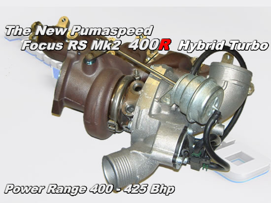 Focus RS Mk2 2009 400R Hybrid Turbocharger
