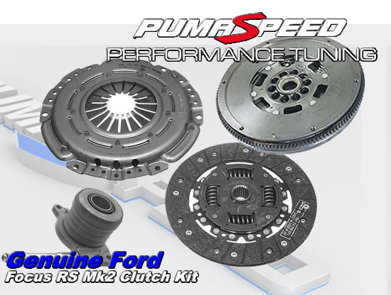 Focus RS Mk2 2009 Clutch Kit (Suits Focus ST 225)