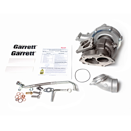 Garrett Dual Ball Bearing Twin-scroll GT3076R Turbo EVO X