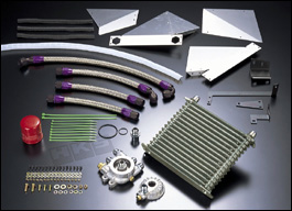 HKS Oil Cooler Kit 370Z Single Core