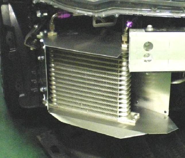 HKS Oil Cooler Kit for CZ4A Mitsubishi Evolution X