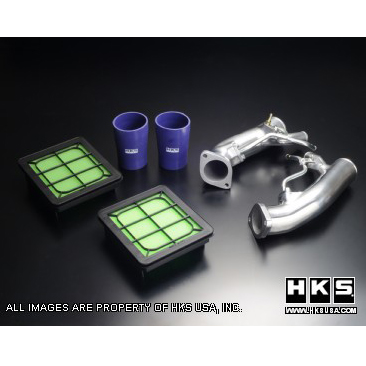 HKS Premium Suction Turbo Inlet Kit 09-12 GT-R
