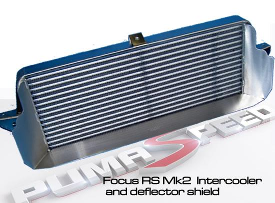 Intercooler Ford Focus RS MK2 Pro Alloy