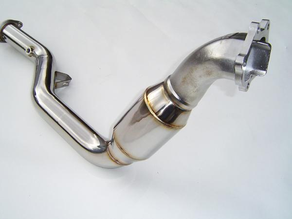 Invidia Catted, Divorced Wastegate Downpipe Subaru WRX/STI MY08-