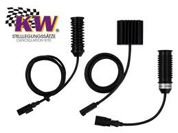 KW Cancellation Kit for Electronic Damping Audi S3 MY07-